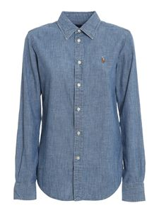 POLO Ralph Lauren - Chambray shirt in blue