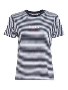 POLO Ralph Lauren - Striped T-shirt in blue