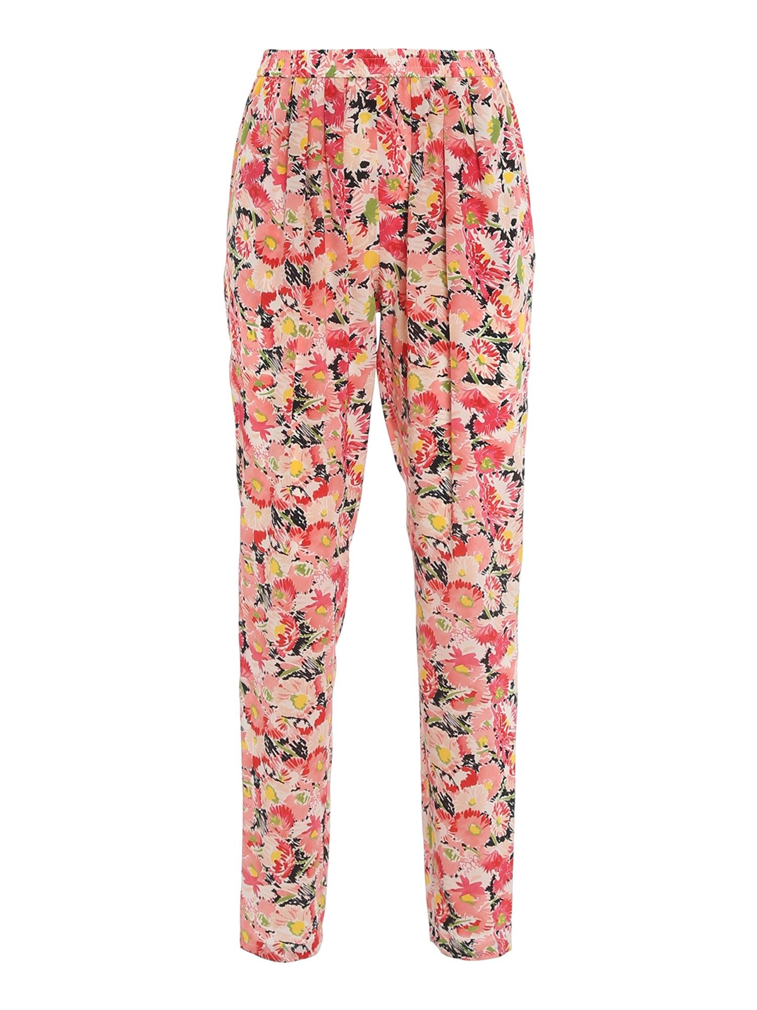 Stella Mccartney STELLA MCCARTNEY CHRISTINE TROUSERS IN PINK