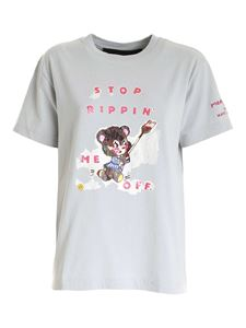 Marc Jacobs  - Magda Archer T-shirt in grey