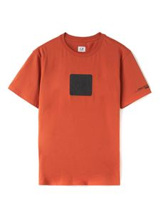 CP Company - Urban Protection T-Shirt in orange