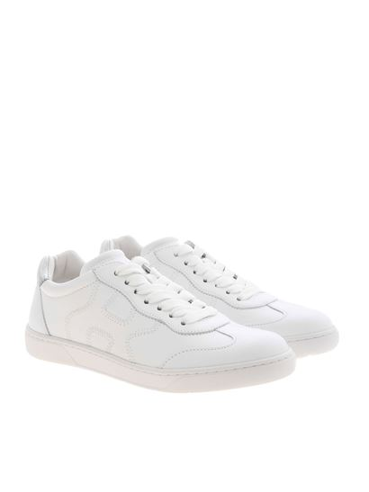 H327 sneakers in white