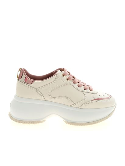 Maxi Active I sneakers in beige and pink