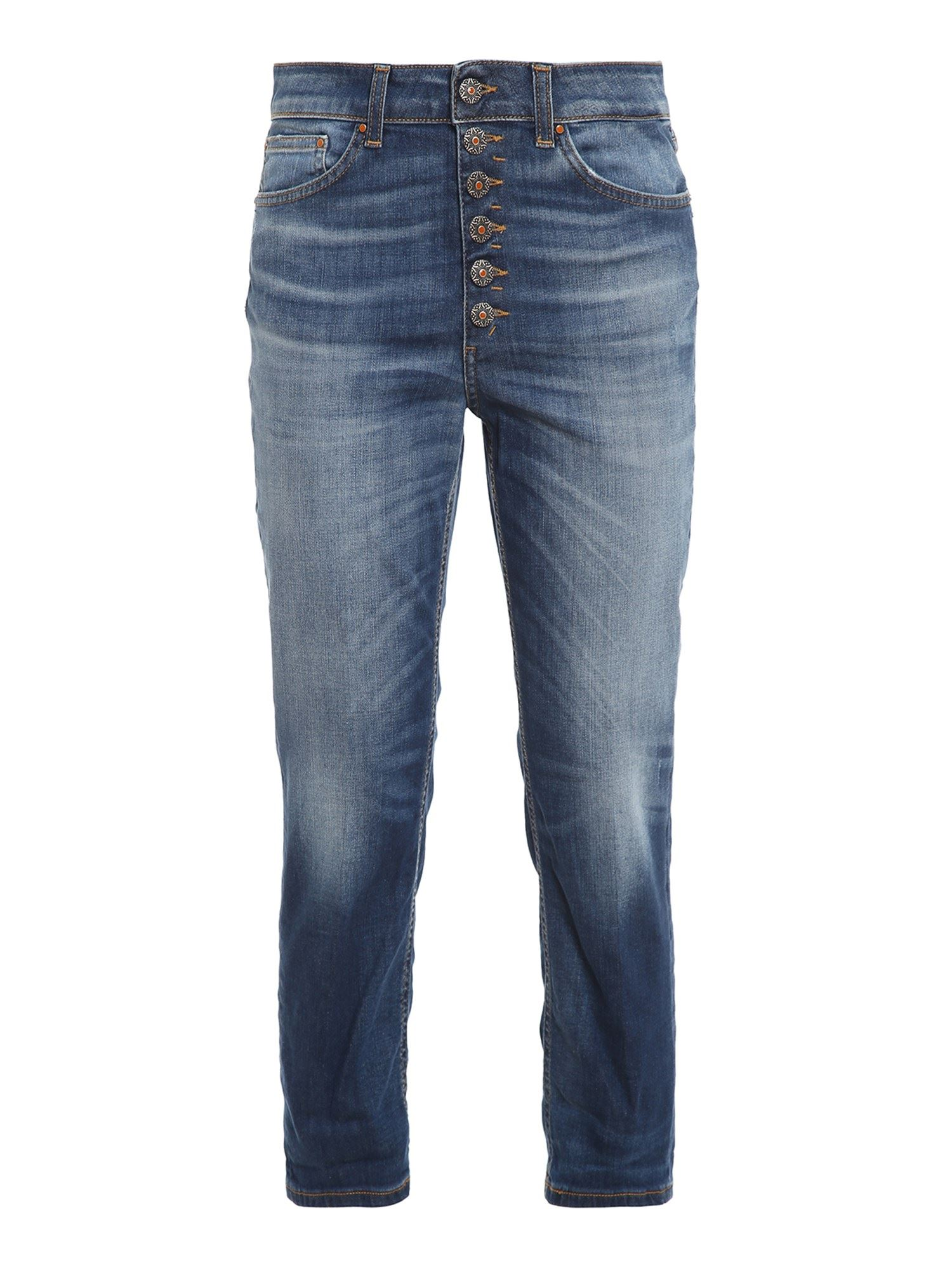 DONDUP KOONS GIOIELLO JEANS IN BLUE