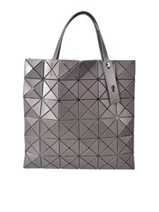 BAO BAO Issey Miyake - Lucent Matte-2 shopper bag in grey