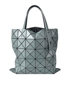 BAO BAO Issey Miyake - Lucent Matte-2 shopper bag in green