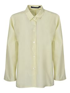 Sofie D'Hoore - Wide sleeve shirt in Lime color