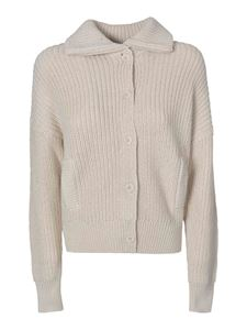 360 Sweater - Everest cardigan in cream