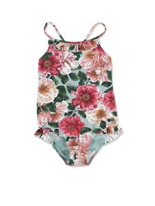 Dolce & Gabbana Jr - Floral swimsuit