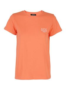 A.P.C. - Denise T-shirt in coral