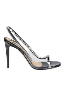 Alexandre Vauthier - Elizabeth sandals in black