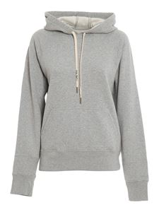 Zadig & Voltaire - Clipper Band of Sisters hoodie in grey