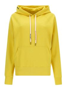 Zadig & Voltaire - Clipper Band of Sisters hoodie in yellow