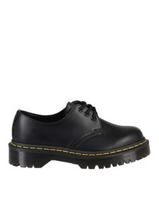 Dr. Martens - 1461 Bex Smooth lace-ups in black