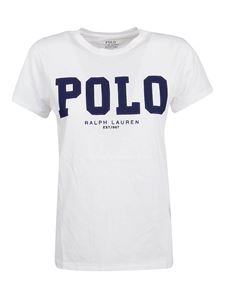 POLO Ralph Lauren - Polo T-shirt in white