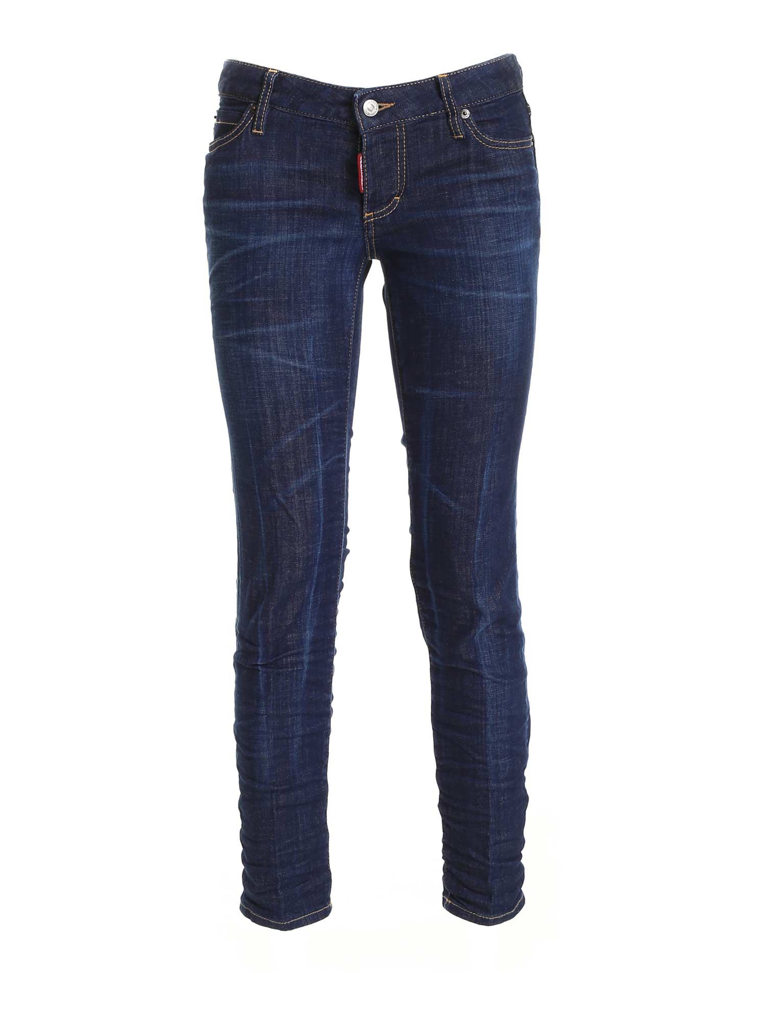 Dsquared2 JENNIFER JEANS IN BLUE
