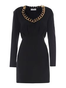 Givenchy - Chain detailed dress in black