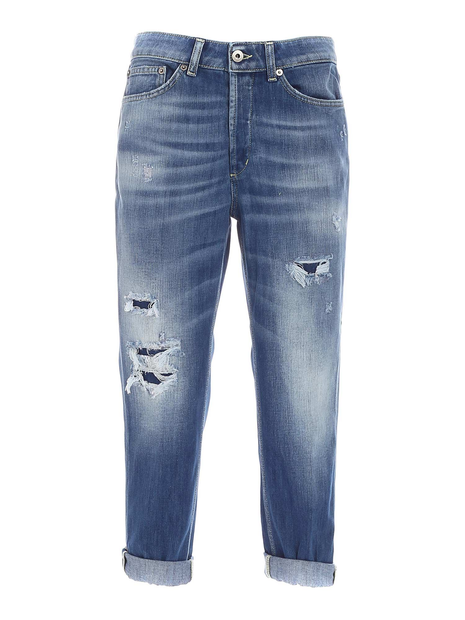 Dondup ZOE JEANS IN BLUE