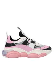 Moschino - Teddy Pop sneakers in pink