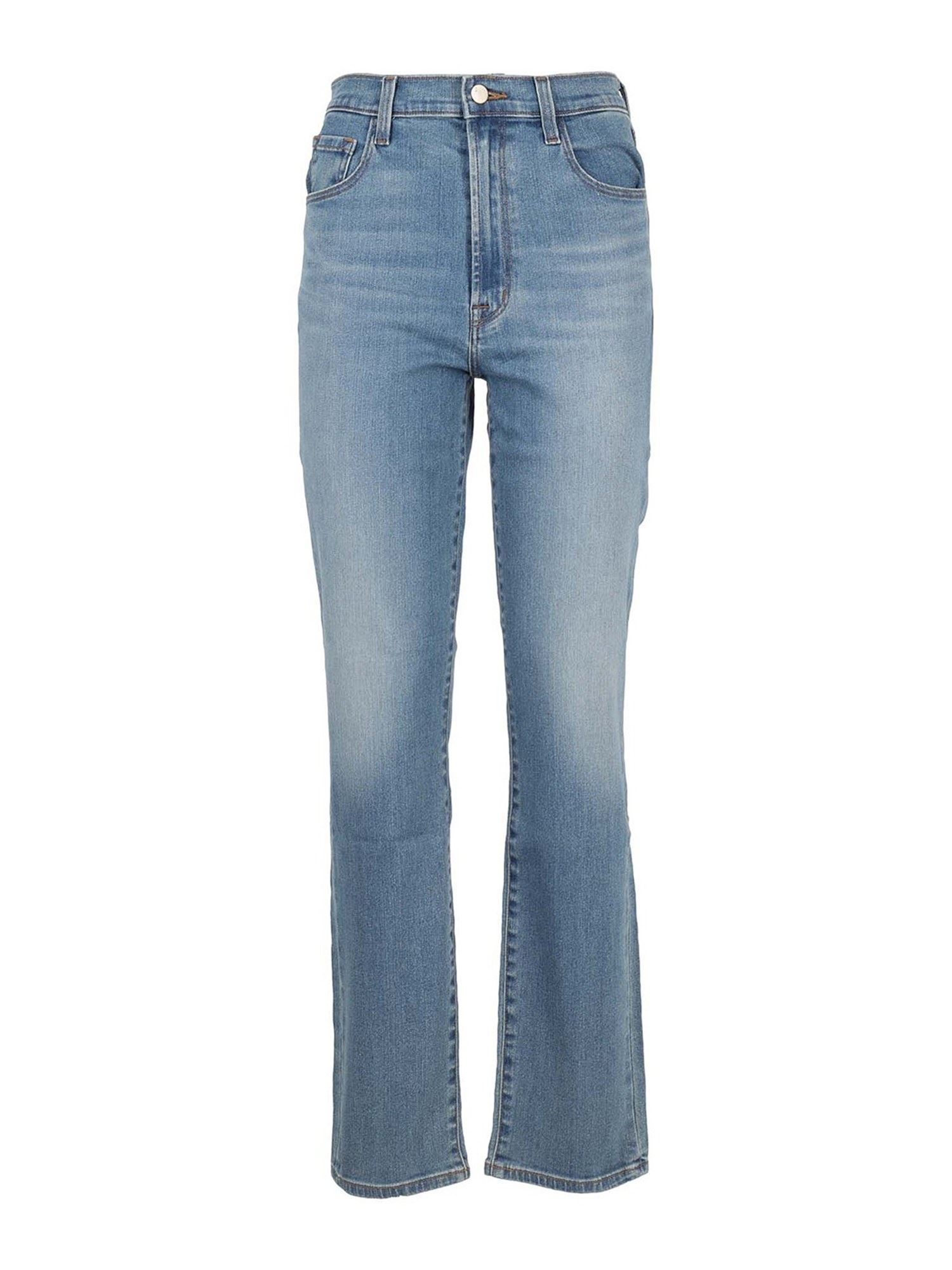J Brand HIGH RISE TEAGAN JEANS IN LIGHT BLUE