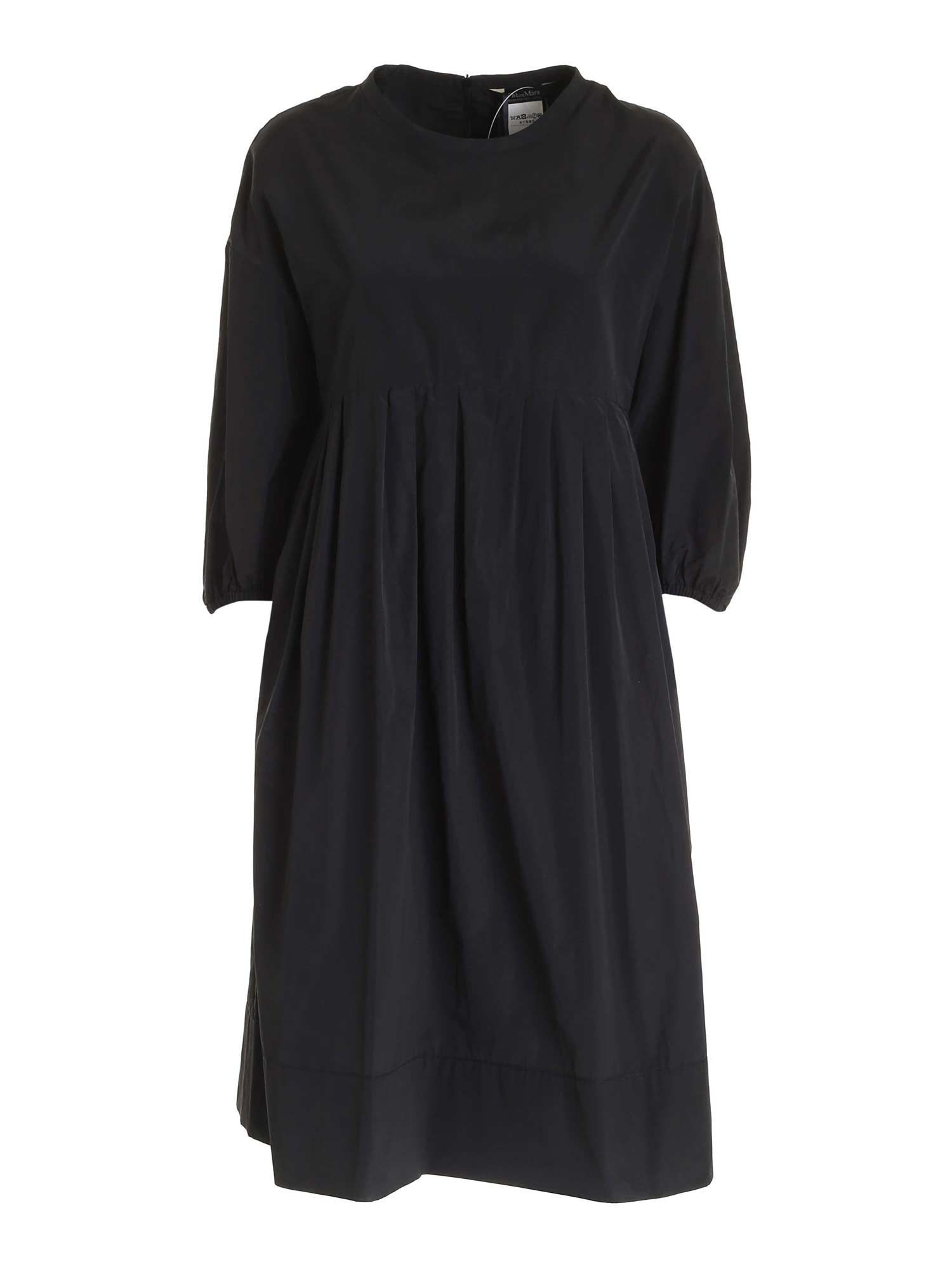 Max Mara Dresses ESOTICO DRESS IN BLACK
