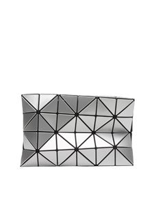 BAO BAO Issey Miyake - Lucent clutch in silver color