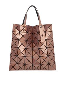 BAO BAO Issey Miyake - Lucent Metallic shopper bag in bronze color