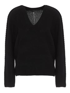 360 Cashmere - Candice jumper in black