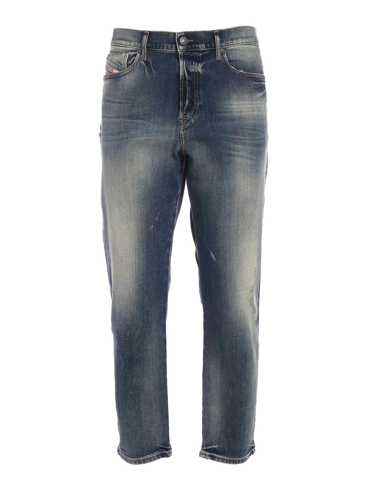 Diesel D-FINING JEANS IN BLUE
