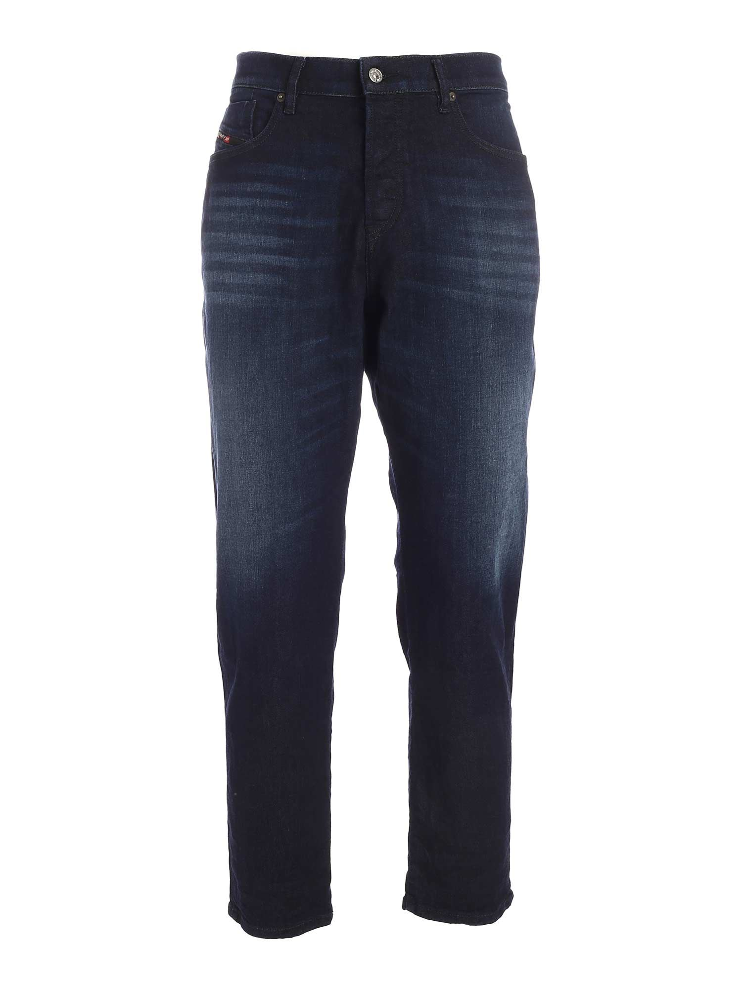 Diesel D-FINING JEANS IN DARK BLUE