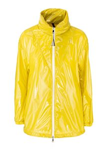 Moncler - Melucta windbreaker in yellow