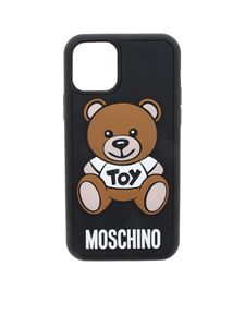 Moschino - Teddy Bear cover Iphone 11 Pro in black