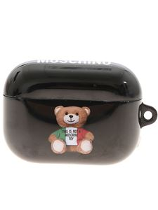 Moschino - AirPods Pro cover in black
