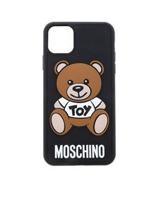 Moschino - Teddy Bear Iphone 11 Pro Max cover in black