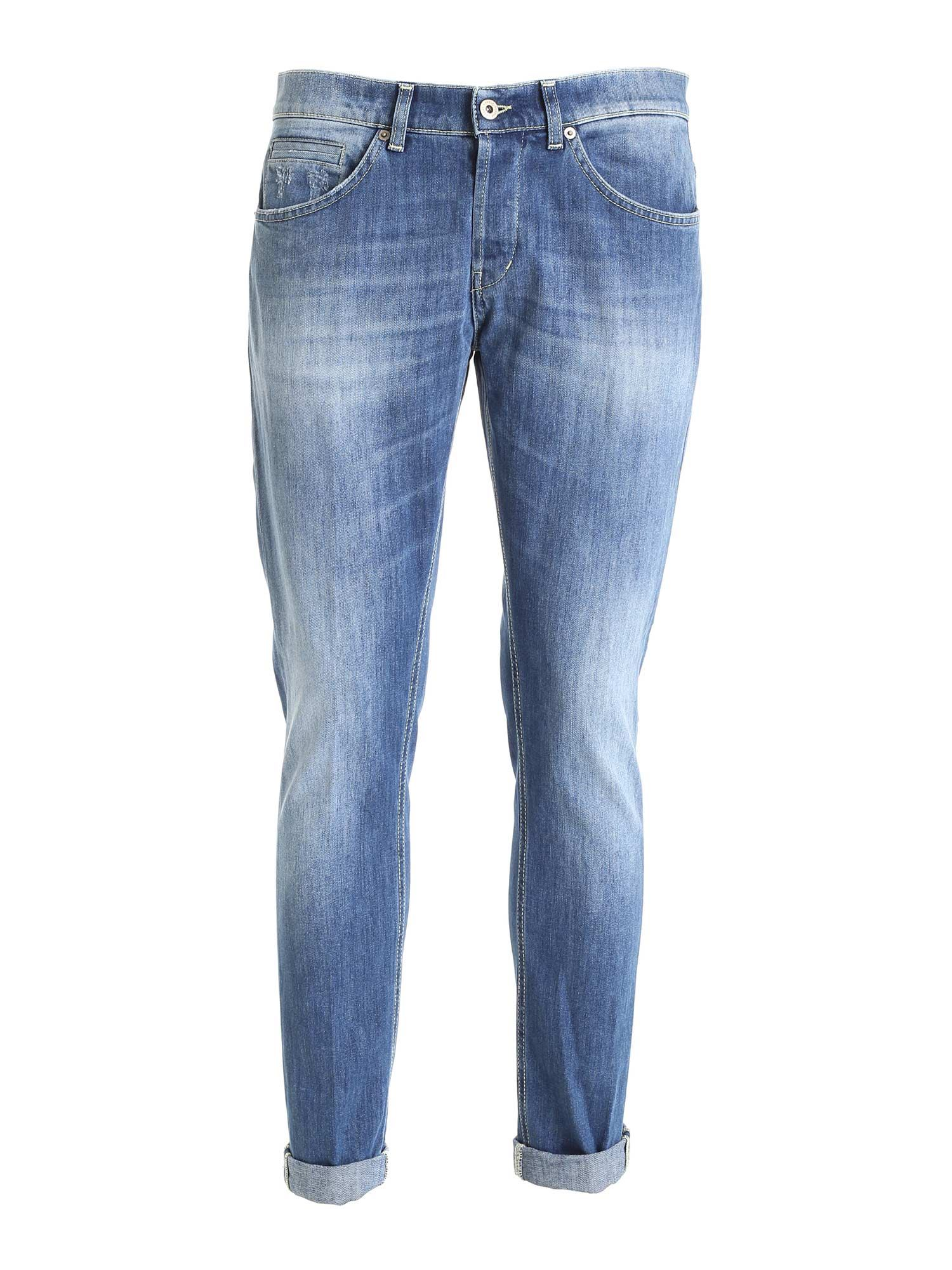 Dondup GEORGE JEANS IN LIGHT BLUE