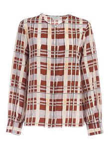 Ballantyne - Checked print multicolor shirt