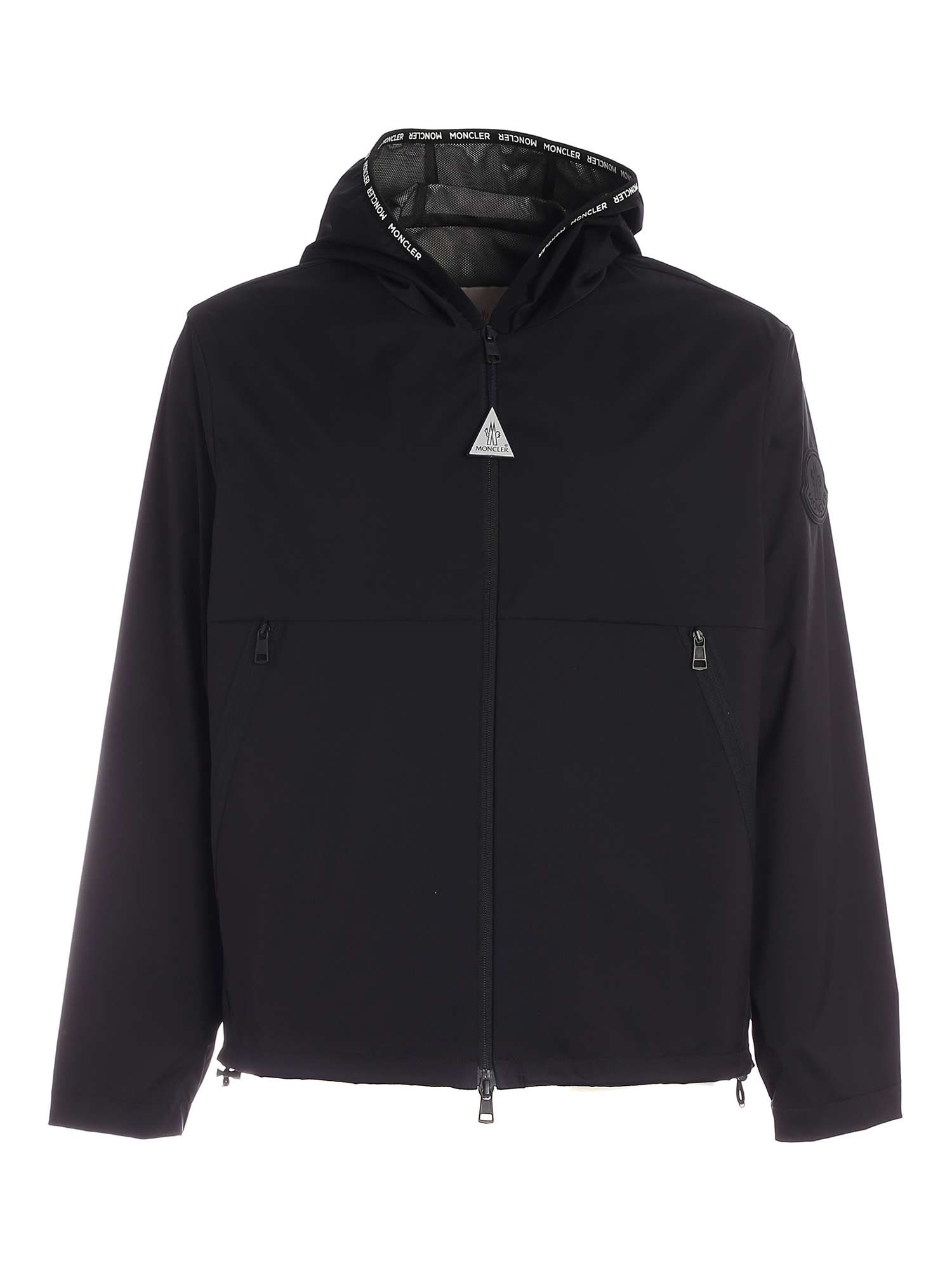 Moncler CHARDON JACKET IN BLACK