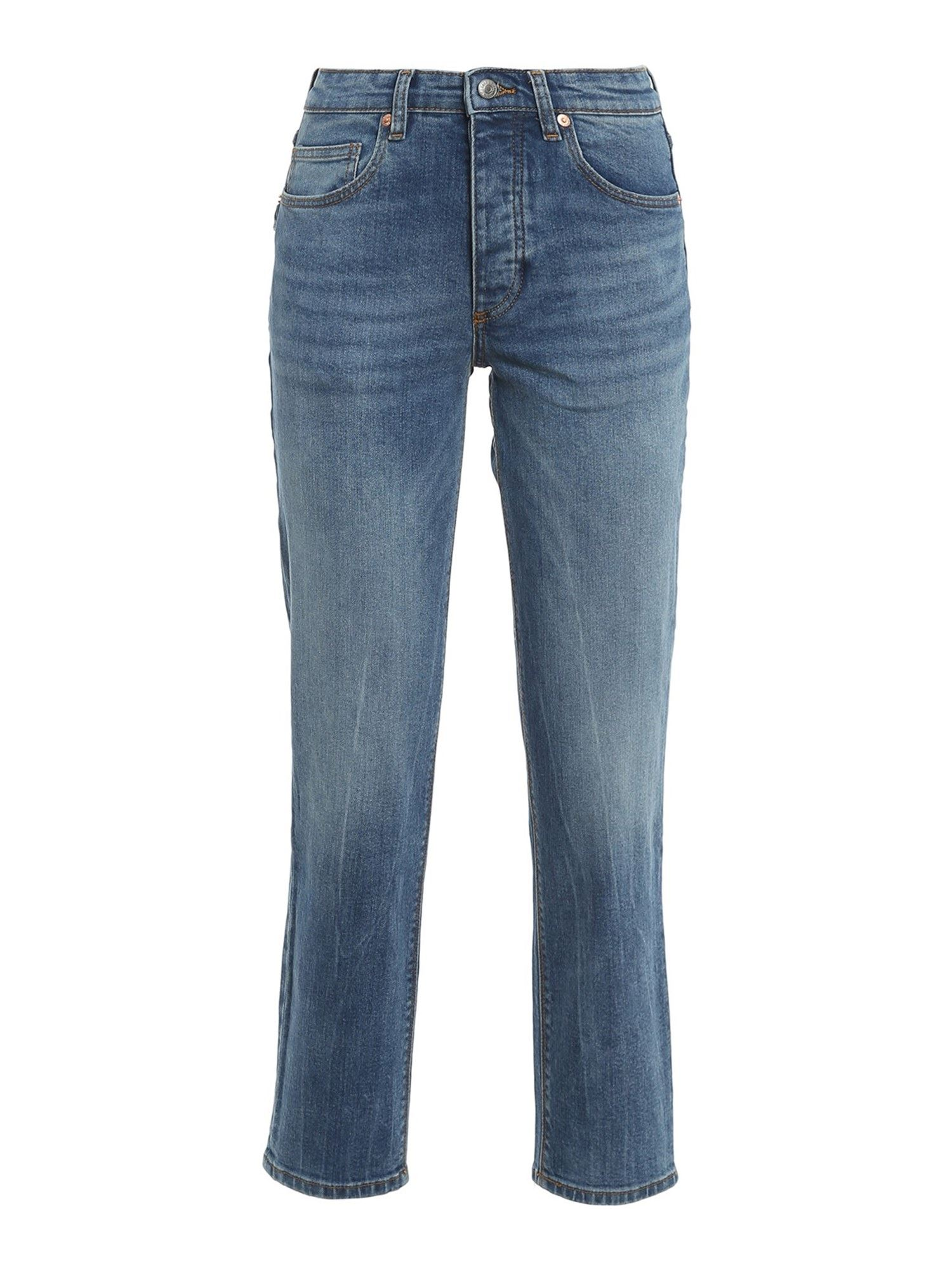 Zadig & Voltaire MAMMA JEANS IN BLUE