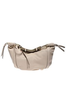Borbonese - Borsa Media Orbit beige