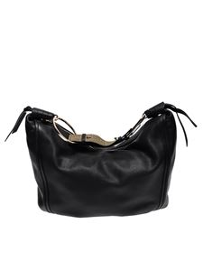 Borbonese - Large Orbit bag in black