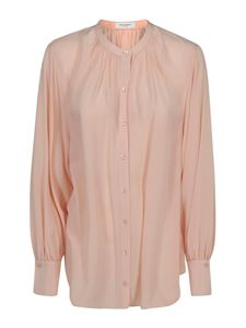 Equipment - Causette shirt in pink