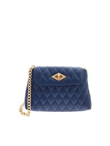 Ballantyne - Diamond Micro bag in blue