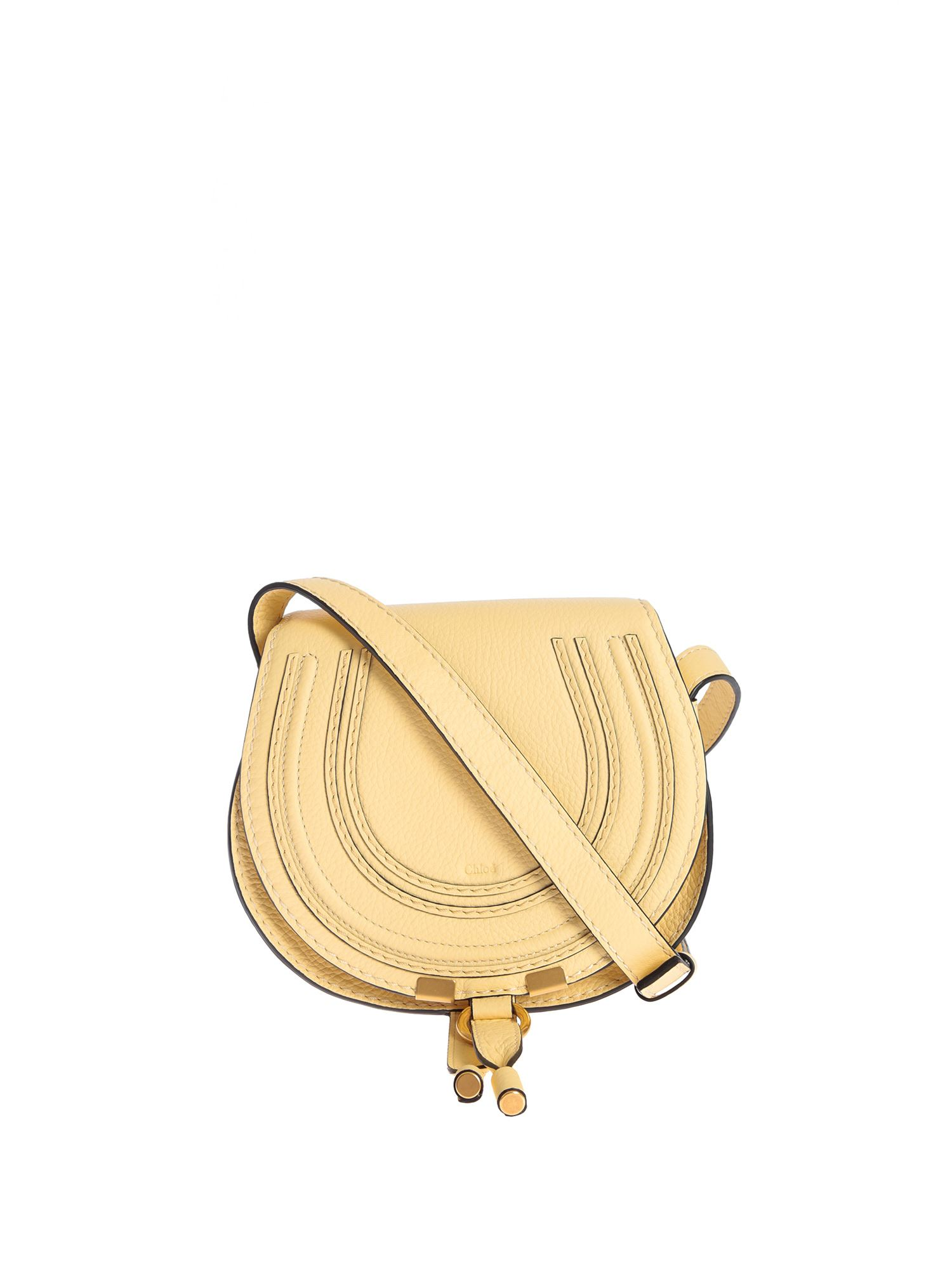 Chloé MARCIE MINI BAG IN SOFTY YELLOW