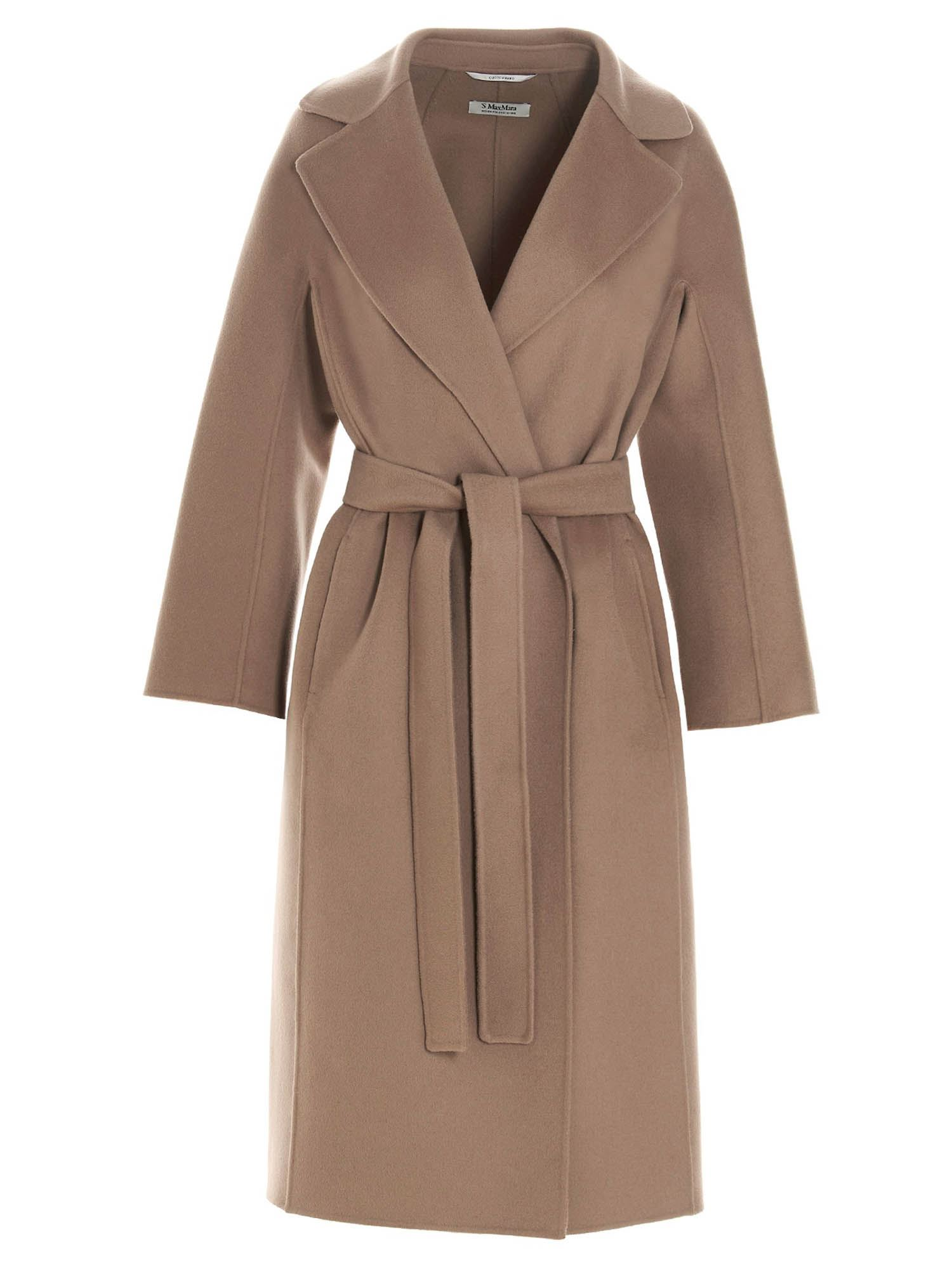 Max Mara ARIA COAT IN CAMEL COLOR