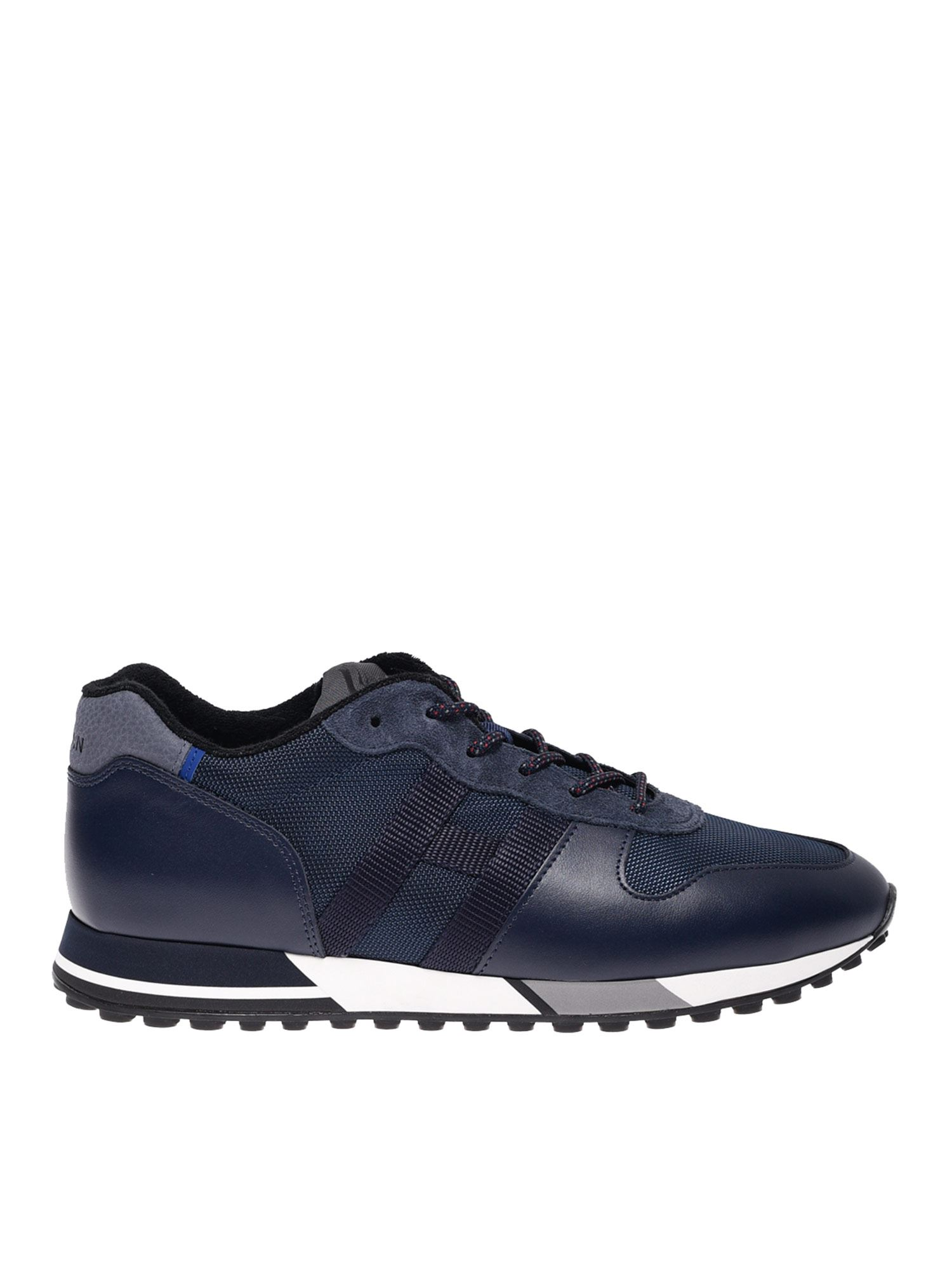 Hogan H383 SNEAKERS IN BLUE