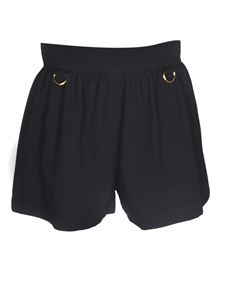 Givenchy - Rings detail shorts in black