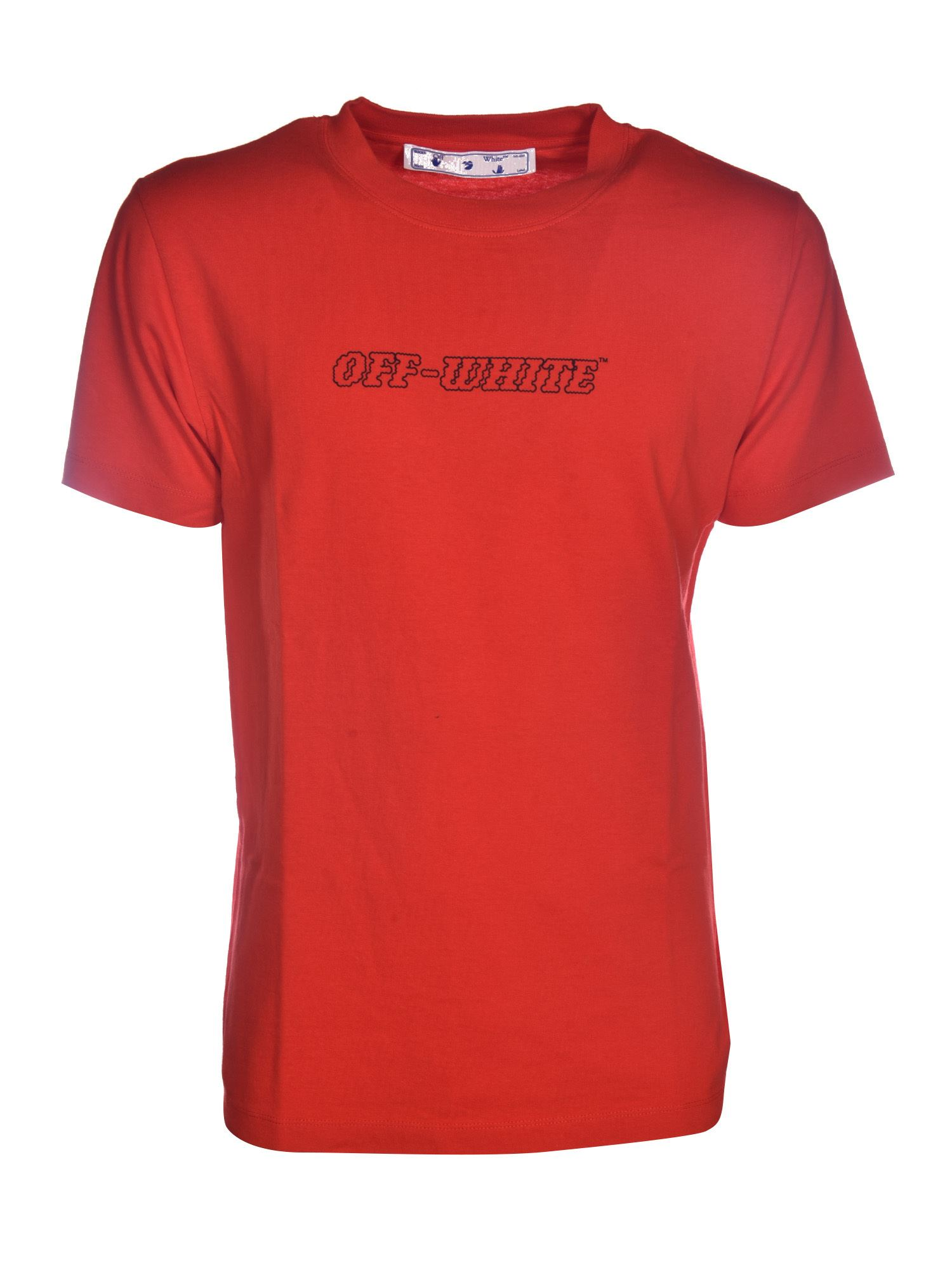 Off-White PASCAL T-SHIRT IN RED