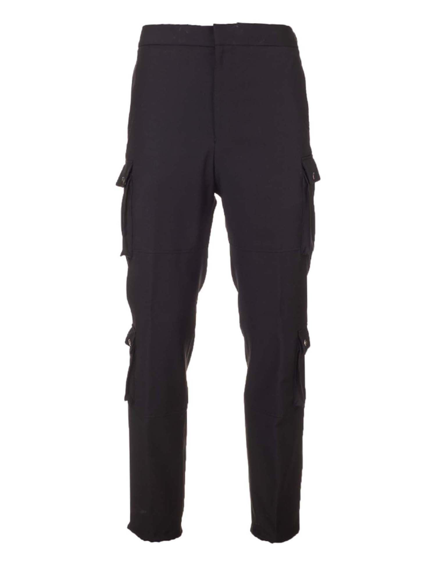 Givenchy CARGO PANTS IN BLACK