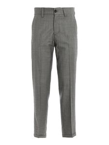 PT Torino - Gio wool pants in grey