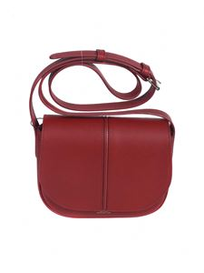 A.P.C. - Betty crossbody bag in red